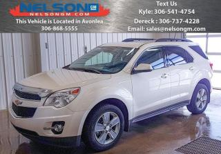 Used 2014 Chevrolet Equinox LT for sale in Avonlea, SK