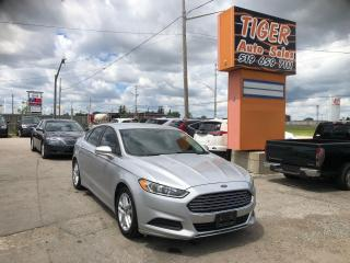 Used 2015 Ford Fusion SE**NO ACCIDENT**ALLOYS**CERTIFIED for sale in London, ON