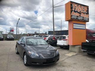 Used 2009 Toyota Camry HYBRID**ONLY 40KMS**LEATHER**NAV**ROOF**CERTIFIED for sale in London, ON
