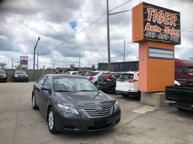 2009 Toyota Camry HYBRID**ONLY 40KMS**LEATHER**NAV**ROOF**CERTIFIED