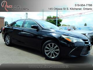 Used 2015 Toyota Camry XLE.Navi.Camera.Leather.Roof.BlindSpot.OneOwner for sale in Kitchener, ON