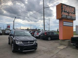 Used 2013 Dodge Journey R/T**ONLY 98KMS**LEATHER**DVD**LOADED**CERT for sale in London, ON