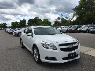 Used 2013 Chevrolet Malibu LT for sale in London, ON