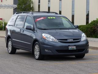 Used 2010 Toyota Sienna ALL WHEEL DRIVE,POWER DOORS,LE,NO-ACCIDENTS,LOADED for sale in Mississauga, ON