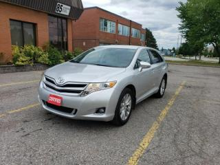 Used 2013 Toyota Venza 4dr Wgn AWD|BACKUP CAMERA|BLUETOOTH|AWD|CLEAN for sale in Richmond Hill, ON