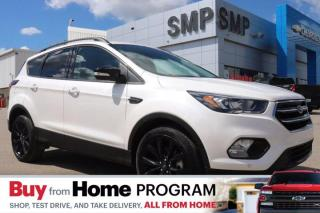 Used 2019 Ford Escape Titanium - Panoramic Sunroof, Navigation, Heated Seats, Pwr Lift Gate for sale in Saskatoon, SK