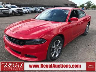 Used 2017 Dodge Charger SXT 4D Sedan AWD 3.6L for sale in Calgary, AB