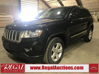 Used 2012 Jeep Grand Cherokee Laredo 4D Utility AWD for sale in Calgary, AB