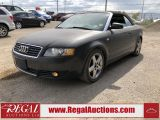 Photo of Black 2003 Audi A4