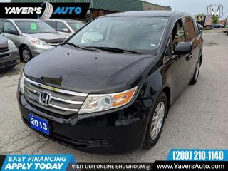 Used 2013 Honda Odyssey LX for sale in Hamilton, ON
