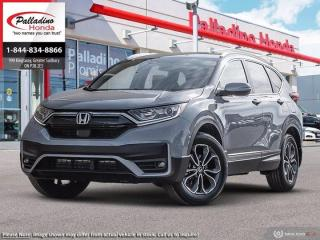 New 2020 Honda CR-V EX-L for sale in Sudbury, ON
