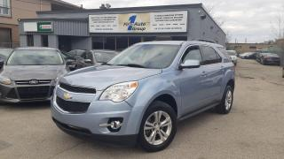 2015 Chevrolet Equinox LT Navi/Backup Cam/Leather