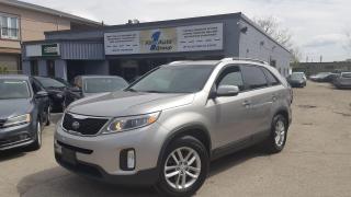 Used 2015 Kia Sorento LX AWD for sale in Etobicoke, ON