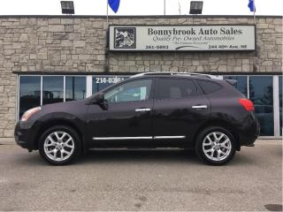 Used 2013 Nissan Rogue SL Navigation leather  Awd backup camera sunroof for sale in Calgary, AB