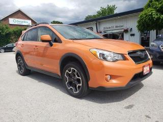 Used 2014 Subaru XV Crosstrek 2.0i Sport for sale in Waterdown, ON