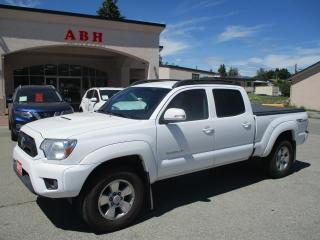 Used 2015 Toyota Tacoma TRD 4X4 DOUBLE CAB for sale in Grand Forks, BC