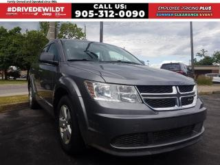 Used 2013 Dodge Journey CVP | ONE OWNER | BOUGHT & SERVICED HERE | for sale in Hamilton, ON