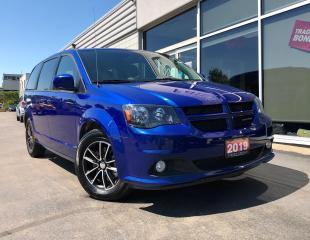 Used 2019 Dodge Grand Caravan GT l DVD l POWER DOORS l NAV l for sale in Burlington, ON