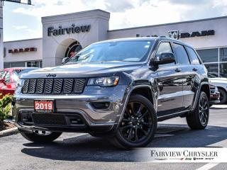 Used 2018 Jeep Grand Cherokee Altitude l SUNROOF l NAV l HEATED SEATS l for sale in Burlington, ON