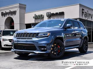 Used 2020 Jeep Grand Cherokee SRT l PANO ROOF l AUDIO PKG l TOW PKG l for sale in Burlington, ON