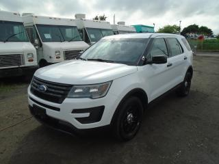 Used 2016 Ford Explorer AWD 4DR for sale in Mississauga, ON