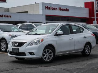 Used 2012 Nissan Versa 1.6 SL|NO ACCIDENTS for sale in Burlington, ON