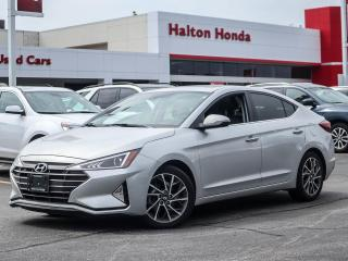 Used 2019 Hyundai Elantra LUXURY|NO ACCIDENTS for sale in Burlington, ON