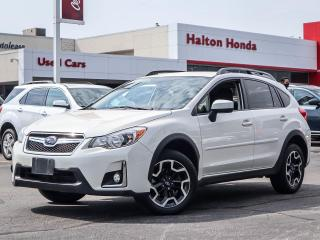 Used 2016 Subaru XV Crosstrek TOURING PACKAGE|NO ACCIDENTS for sale in Burlington, ON