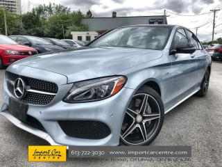 Used 2016 Mercedes-Benz C-Class ROOF  NAVI  BLIS  BURMESTER for sale in Ottawa, ON