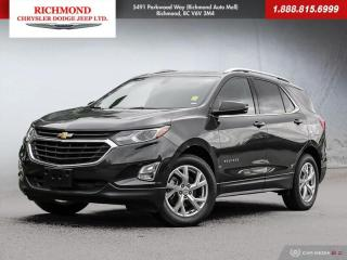 Used 2019 Chevrolet Equinox LT w/2LT for sale in Richmond, BC