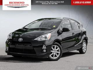 Used 2014 Toyota Prius C for sale in Richmond, BC