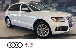 Used 2016 Audi Q5 2.0T Progressiv + Nav | Rear Cam | Homelink for sale in Whitby, ON