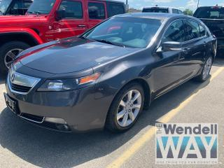 Used 2014 Acura TL Tech Pkg NAV/Roof for sale in Kitchener, ON