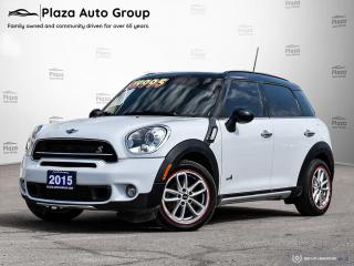 Used 2015 MINI Cooper Countryman Cooper S | CLEAN | 7 DAY EXCHANGE for sale in Walkerton, ON