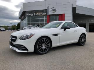 Used 2017 Mercedes-Benz SLC AMG SLC 43 for sale in Surrey, BC