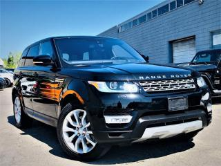 Used 2016 Land Rover Range Rover Sport |DIESEL|HUD|PANORAMIC|BIRD EYE VIEW|AIR SUSPENSION|NAVI! for sale in Brampton, ON