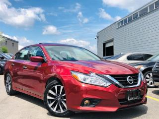Used 2017 Nissan Altima |HEATED SEATS|PUSH START|SUNROOF|REAR VIEW|CRUISE CONTROL! for sale in Brampton, ON