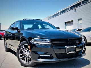 Used 2019 Dodge Charger  SXT AWD COOLING MEMORY SEATS SUNROOF NAVI PARKING SENSORS! for sale in Brampton, ON