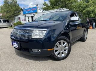 Used 2008 Lincoln MKX AWD 4dr ACCIDENT FREE LOW LOW KM for sale in Brampton, ON