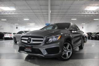 Used 2016 Mercedes-Benz GLA GLA250 4MATIC I NO ACCIDENTS I A.M.G I PANOROOF I NAVIGATION for sale in Mississauga, ON