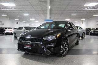 Used 2019 Kia Forte EX I NO ACCIDENTS I LEATHER I CAR PLAY I REAR CAM I BT for sale in Mississauga, ON