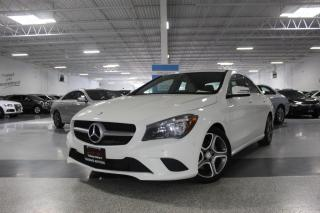 Used 2015 Mercedes-Benz CLA-Class CLA250 4MATIC I NO ACCIDENTS I AMBIENT LIGHT I NAVIGATION for sale in Mississauga, ON