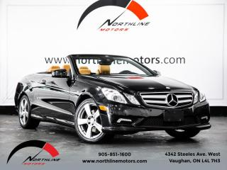 Used 2011 Mercedes-Benz E-Class E350 Cabriolet|Navigation|Camera|Harman Kardon|Push Start for sale in Vaughan, ON