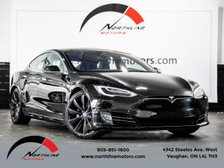 Used 2016 Tesla Model S 90D AWD|Autopilot|Navigation|Turbine Wheels|Sub-Zero Pkg for sale in Vaughan, ON