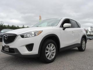 Used 2014 Mazda CX-5 AWD / GX / ACCIDENT FREE for sale in Newmarket, ON