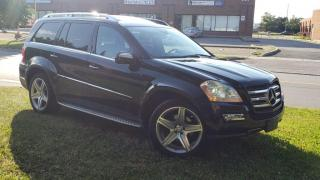 Used 2010 Mercedes-Benz GL-Class 4MATIC 4dr 5.5L for sale in Brampton, ON