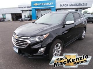 Used 2020 Chevrolet Equinox Premier AWD for sale in Renfrew, ON