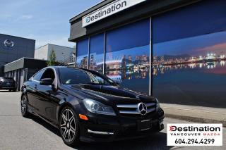 Used 2013 Mercedes-Benz C-Class C350 - A Class of its own! for sale in Vancouver, BC