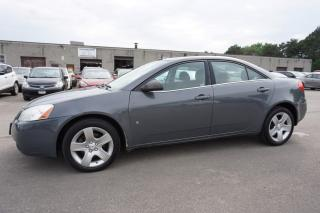 Used 2008 Pontiac G6 3.5L V6 CERTIFIED 2YR WARRANTY *1 OWNER* CRUISE ALLOYS POWER OPTIONS for sale in Milton, ON