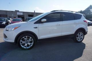 Used 2013 Ford Escape SEL 4WD ECO CERTIFIED 2YR WARRANTY NAVI BLUETOOTH HEATED LEATHER SEATS PARKING SENSORS ALLOYS for sale in Milton, ON